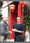 Gok Wan pops in for a visit